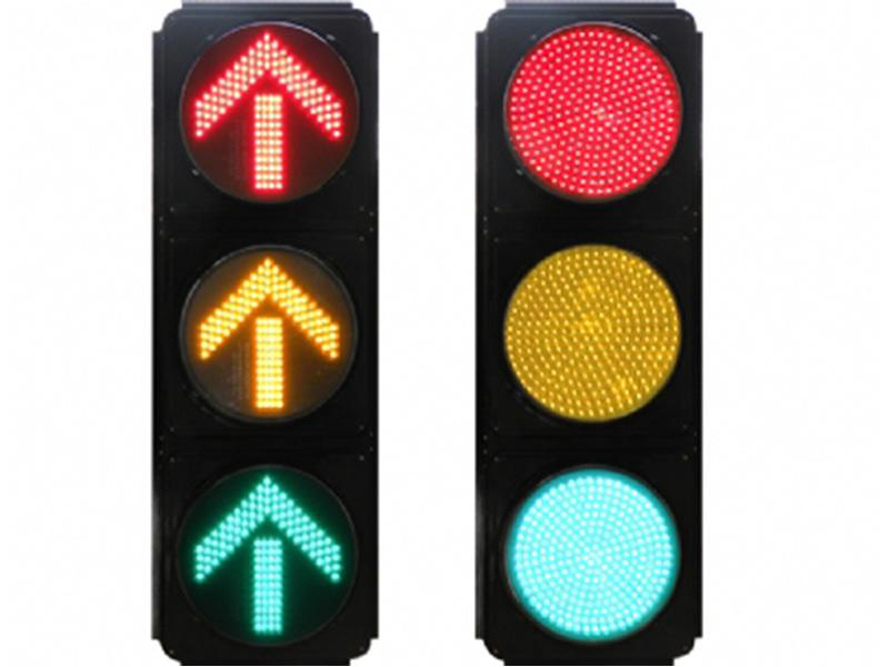 黑龙江交通信号灯